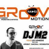 djm2 saturday night fever 24 fevrier 2018 sur groovmotion radio canada