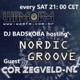 Nordic Groove with Guest Cor Zegveld