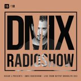 WEEK15_2018_Oscar L Presents - DMix Radioshow - Live from Output Brooklyn, NY