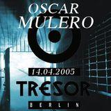 Oscar Mulero - Live @ Tresor Club Noche2 Tage, Berlin (14.04.2005)
