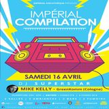 DJ MIKE KELLY L'IMPERIAL DISCOTHEQUE LYON OPENING - 2016 APRIL pt 2 damn it's hot