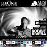Electrik Playground 10/9/16 inc Robbie Rivera Guest Session