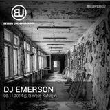#BUPC002 - DJ EMERSON