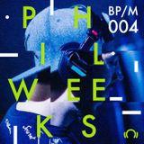 BP/M004 Phil Weeks