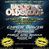 Fisco and Shaka - Live @ Coast Nightclub, Newcastle (13-10-2012)