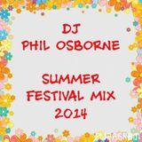 Summer Festival 2014 Mix Tape
