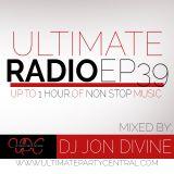 UPC RADIO BROADCAST EP 39 - DJ JON DIVINE