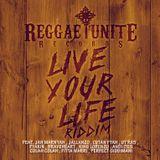Faya Gong - Live Your Life Riddim mix promo 2017