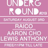 SU Introducing 013: Aaron Cho