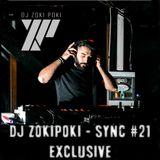 DjZokiPoki - SYNC #21 Exclusive Mix