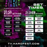 Troyboi - live at Hard Summer Music Festival 2018 (USA) - 04-aug-2018
