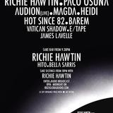 Richie Hawtin - Live @ Enter Nº3, Sake, Space Ibiza, Espanha (18.07.2013)
