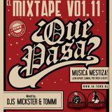 Que Pasa 2011 mixtape