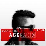 Ackrid presents AckRadio 02