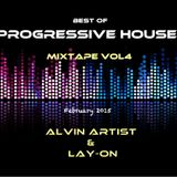 Best of Progressive House February Mixtape Vol4