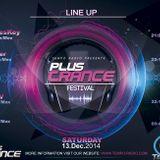 EJLEWIS EP 9 Plus Trance Festival