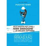 Ankusha -Mix 2 - Djset with Ivan Smagghe & Optimo @ Ninkasi Kao