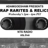 AdamGoesHam Presents Rap Rarities & Relics - 10th July 2019