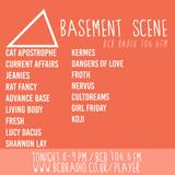 Basement Scene - 12th June 2019