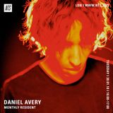 Daniel Avery - 30th January 2018