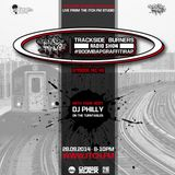 DJ Philly - Trackside Burners 49 - ITCH FM (28-SEP-2014)