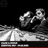 Chase & Status - BBC Radio 1 Essential Mix - 09.08.2008
