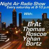Night Air Radio Show 2 / part1 YohanBortz