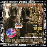 Stone Grooves & Deep Cuts on CoD Radio - November 6, 2015 [Rock Ave. Records Showcase Simulcast]