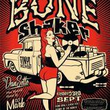 BoneShaker Early Set 2 Sept 2011 : Dj DanSette