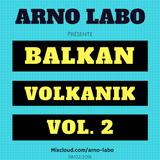 BALKAN VOLKANIK MIX #2 - BAR HIC - 08_02_2018