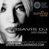 Deep Enigma 20 by IsaVis DJ, Ibiza Live Radio, Oct. 5th 2018