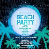 exclusive mix **Beach Party** [Luna y Sol Promotions]