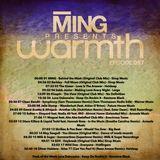 MING Presents Warmth 087
