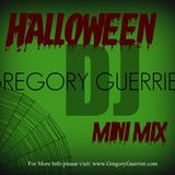 DJ Gregory Guerrier - Halloween Mini Mix
