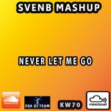SvenB - Never let me Go Mashup