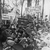 Spartakusaufstand wird niedergeschlagen (am 12.01.1919)