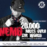 NEMO 20.000 miles over the world  the avc mixtape by Blues Party sound
