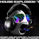 DevilFrank - House Explosion In The Mix CD 7