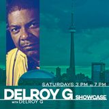 The Delroy G Showcase - Saturday January 16 2016