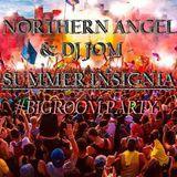 Northern Angel & DJ Jom - Summer Insignia (#Bigroom Party)