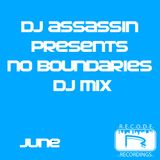 Dj Assassin No Boundaries June 2013 Part 1