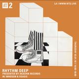 Rhythm Deep w/ MNDSGN and O$AGIE