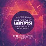 Butze @ Hardtechno meets Pitch #1 07.02.2015