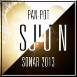 Pan-Pot - Sonar by Night 2013