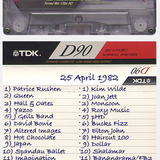 D90-01: 1982-04-25 MixTape (Side A)
