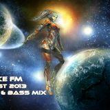 August 2013 Drum & Bass Mix