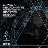 Alpha & Necromante @Dark Unity PDCST 011