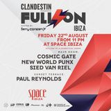 New World Punx - Live @ Full On Ibiza Space Ibiza (Spain) 2014.08.22.