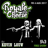 Royale with Cheese DYR Promo mix