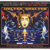 DJ Brockie Helter Skelter 'Timeless' 31st Oct 1998